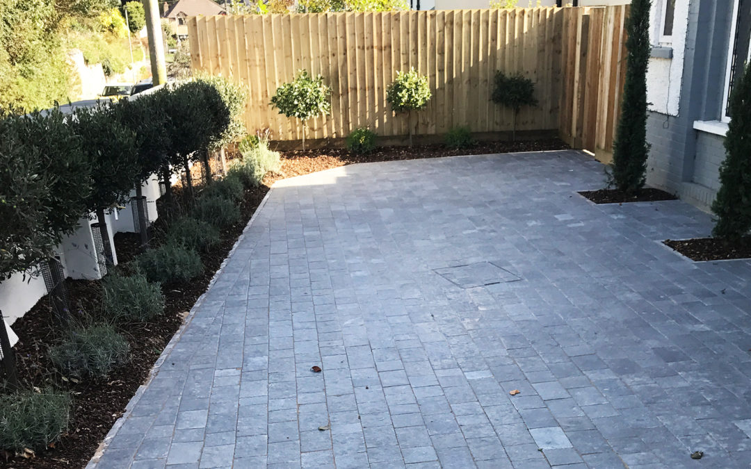 Townhouse Driveway Project